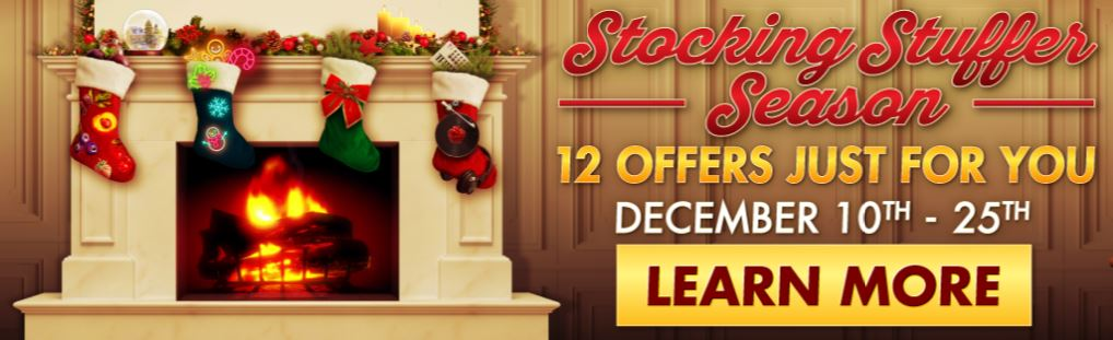 golden nugget christmas offer